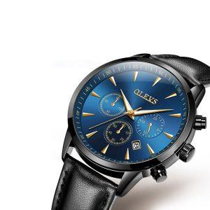 Olevs 2860BLBU Quartz Watch