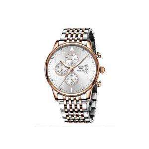 Olevs 2868GSL Men's Quartz Watch