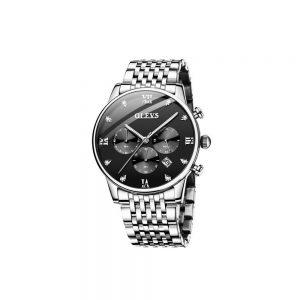 Olevs 2868SBL Men's Quartz Watch