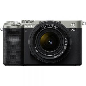Alpha-7C-Compact-full-frame-camera-Silver