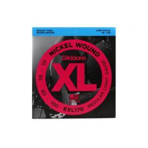 D'Addario EXL170 Electric Bass Strings