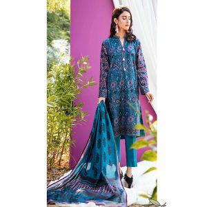 Embroidered Schiffli Suits