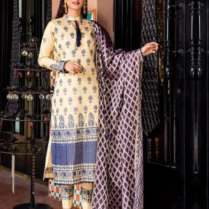 Heavy Embroidered Lawn Suits