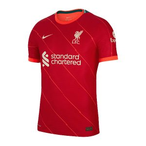 Liverpool FC Authentic Home Jersey 2021-22
