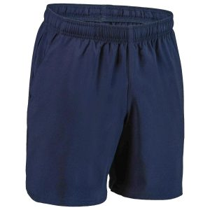 MENS-CARDIO-FITNESS-SHORTS-FST-100-NAVY-BLUE