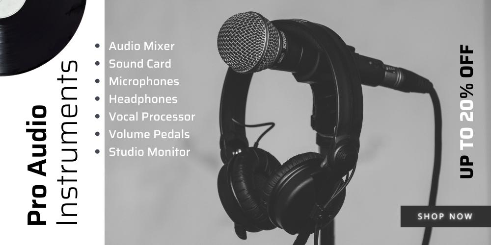Pro Audio Medium