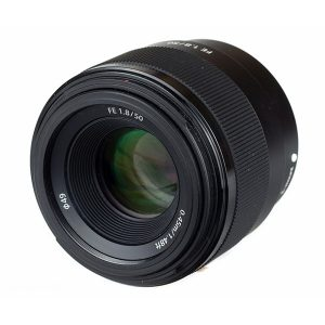 Sony-FE-50mm-f1.8-Full-Frame-Lens