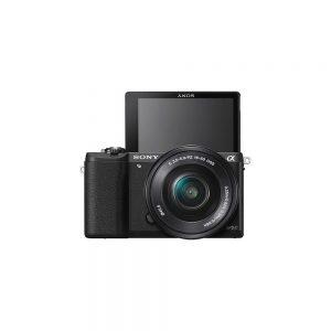Sony-a5100-ILCE-5100L-E-Mount-Camera-with-APS-C-Sensor-16-50mm-Power-Zoom-Lens-Diamu