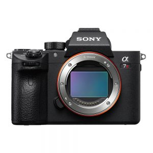 Sony a7R III ILCE-7RM3 E-Mount Camera Diamu