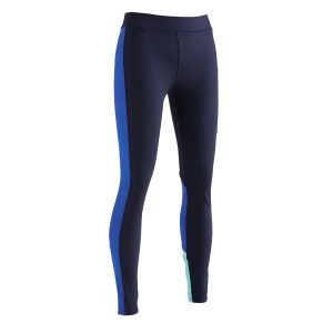WOMENS-FITNESS-LEGGINGS-WITH-POCKET-NAVY