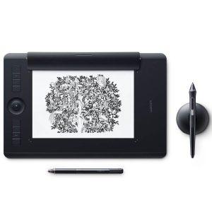 Wacom-PTH-660-K1-CX-Intuos-Pro-Paper-Edition-Graphics-Tablet