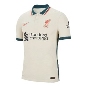 Liverpool FC Authentic Away Jersey 21-22