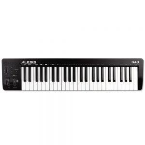 Alesis-Q49-MKII-49-Key-USB-MIDI-Keyboard-Controller