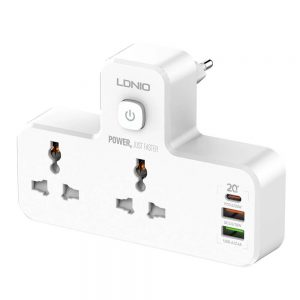 LDNIO-SC2311-20W-3-Port-USB-Charger-Extension-Power-Strip