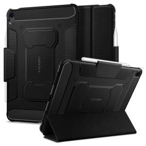 iPad-Air-10.9-inch-2020-Rugged-Armor-Pro-Case-Spigen