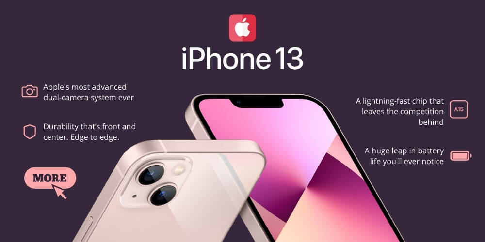 Apple iPhone 13 Med