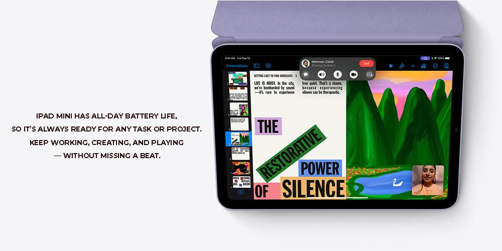 Apple-ipad-mini-2021-Battery
