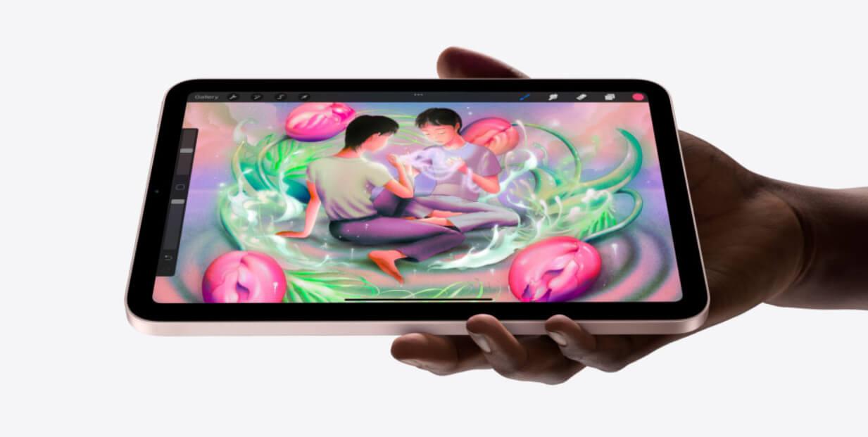 Apple-ipad-mini-2021-Design