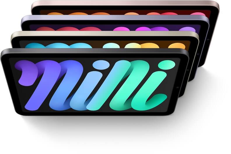 Apple-ipad-mini-2021-colors