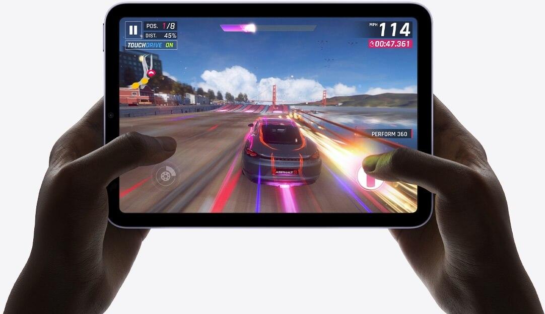 Apple-ipad-mini-2021-gaming