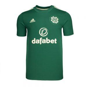 Celtic Away Jersey 2021-22
