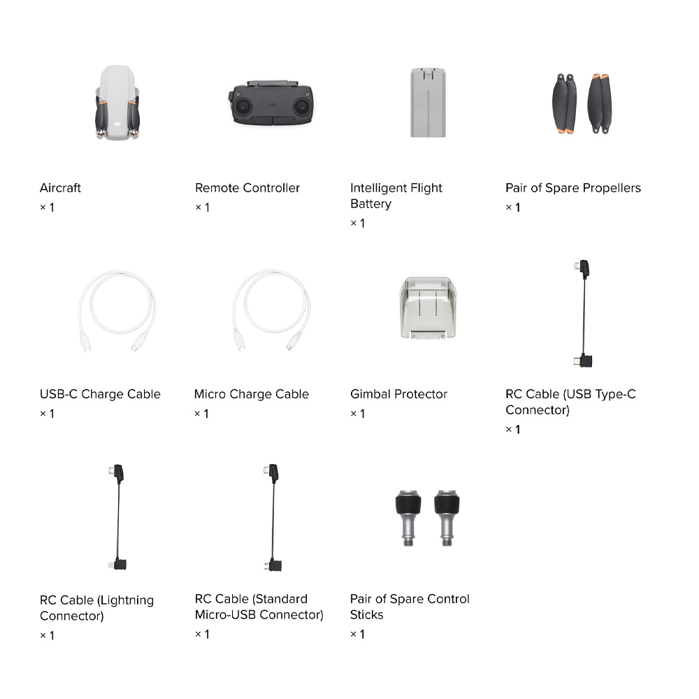 DJI-MINI-SE-Drone-Quadcopter-Standard-Edition