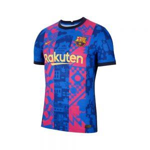 Barcelona Third Authentic Kit 2021-22