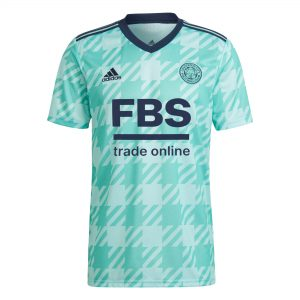 Leicester City Away Jersey 2021-22