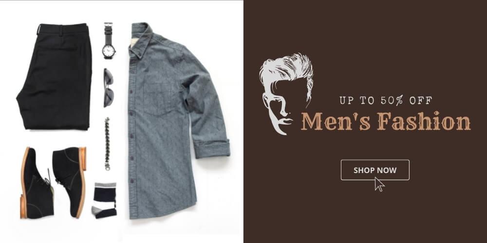 Men Fashion Sale Diamu